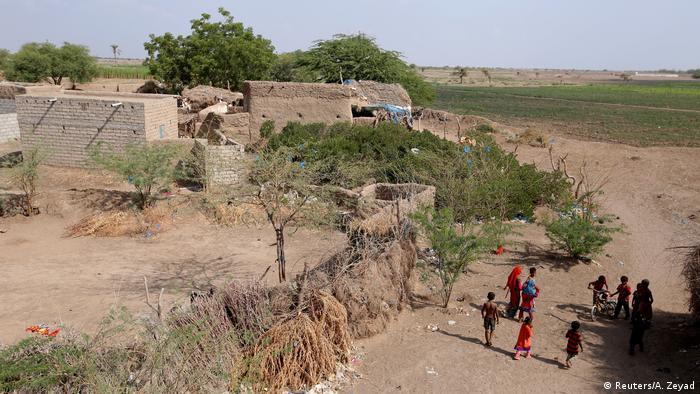 Jemen Unterernährung (Reuters/A. Zeyad)