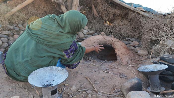 Marokko Sahrawi-Frau