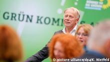 Duetschland Jürgen Trittin von Bündnis 90/Die Grünen