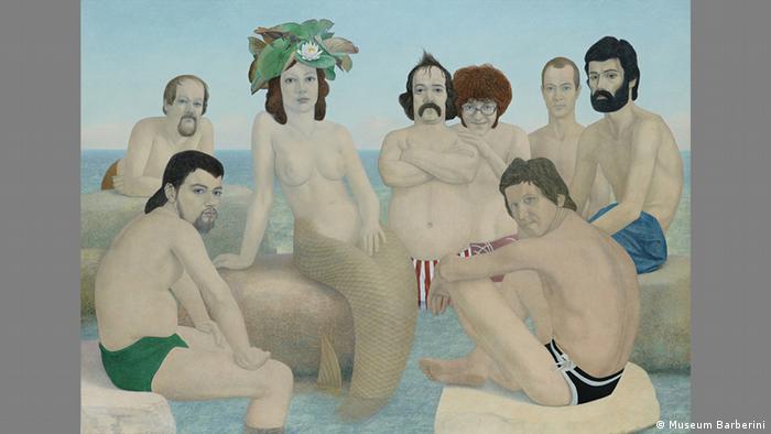Эрих Киссинг. Лейпцигцы на море (1976-79)