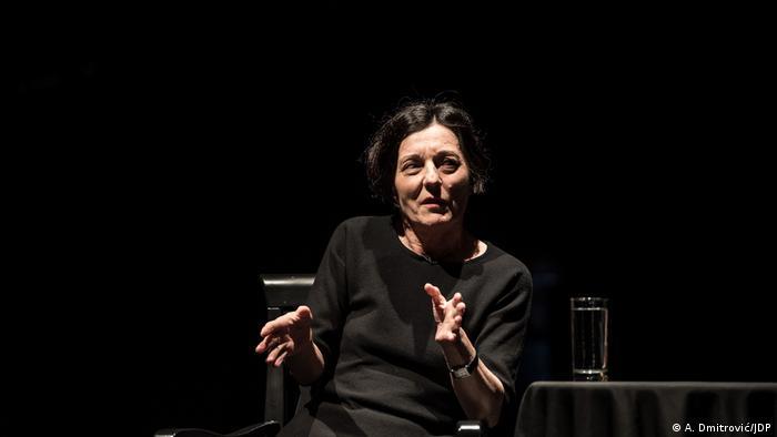 Herta Müller in Belgrad (A. Dmitrović/JDP)
