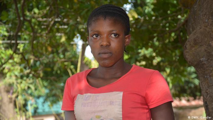 Nigeria Menschenhandel Judith Akuha