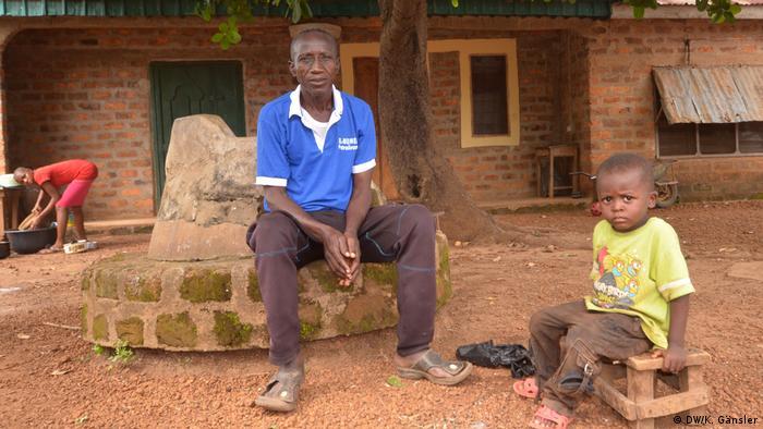 Nigeria Menschenhandel Sylvester Udam Ugbede