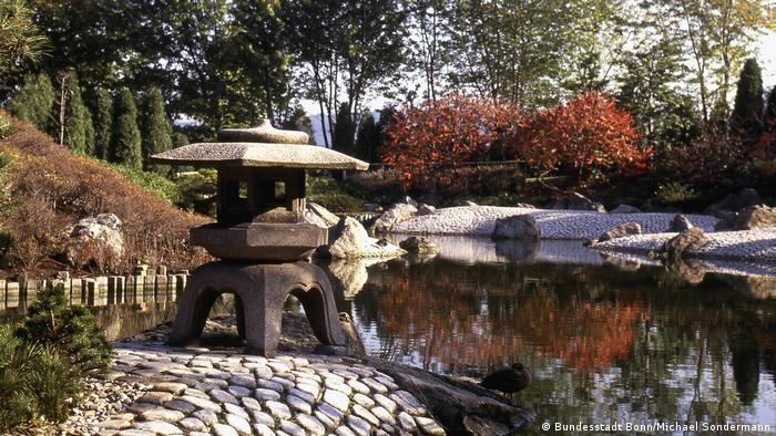 Bonn Japanischer Garten Rheinaue