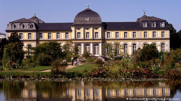 Bonn Poppelsdorfer Schloss (Bundesstadt Bonn/Michael Sondermann)