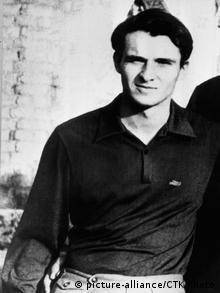Jan Palach, Student Selbstverbrennung in Prag 1969