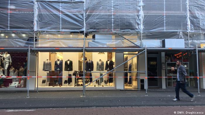 Magazinele de modă din Marxloh sunt deţinute în special de turci