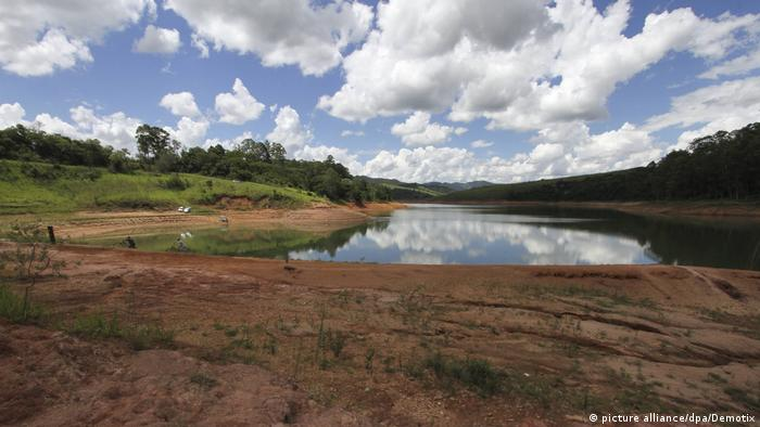 Sao Paulo Reservoir (picture alliance/dpa/Demotix)