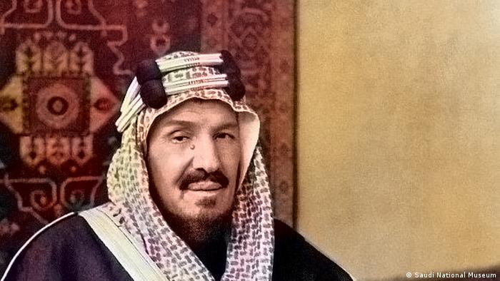 Abd al-Aziz ibn Saud (Saudi National Museum)