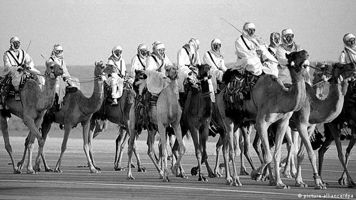 Saudi-Arabien Kamel-Korps