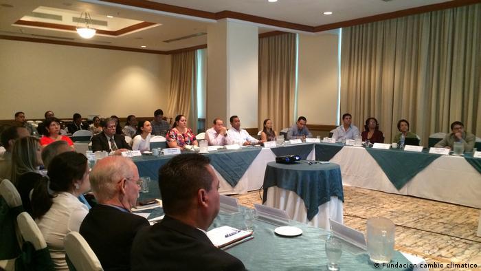 Congreso de la Fundación de Iniciativas de Cambio Climático de Honduras.