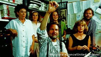 Filmszene Die zweite Heimat - Chronik einer Jugend, von Edgar Reitz