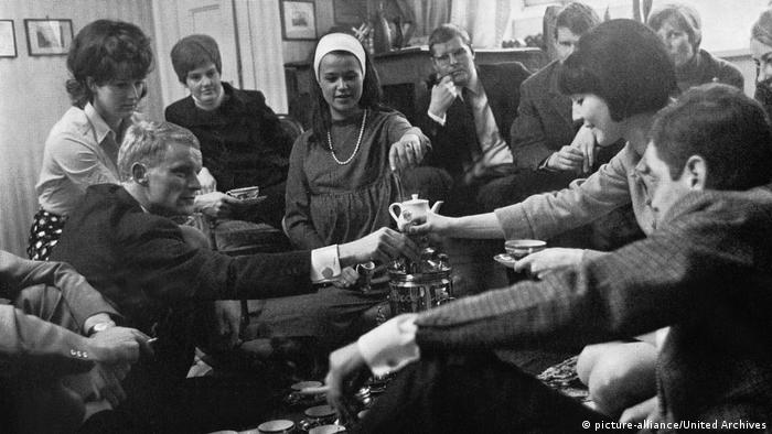 1967: Обеды (Mahlzeiten)
