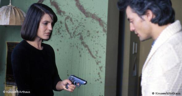 Filmszene Die verlorene Ehre der Katharina Blum