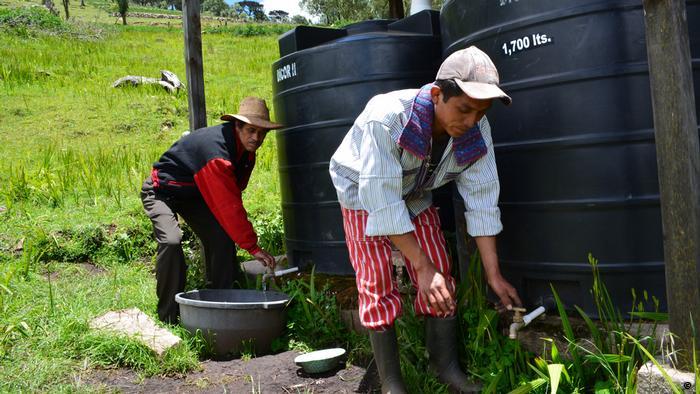 """Clima, Naturaleza y Comunidades en Guatemala (CNCG)""."