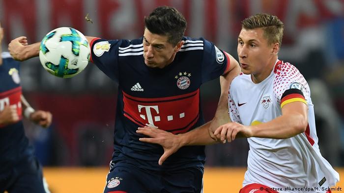 DFB-Pokal 2017/18 | RB Leipzig - Bayern München