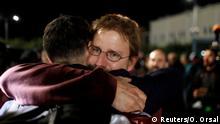 Türkei Istanbul Freilassung Peter Steudtner