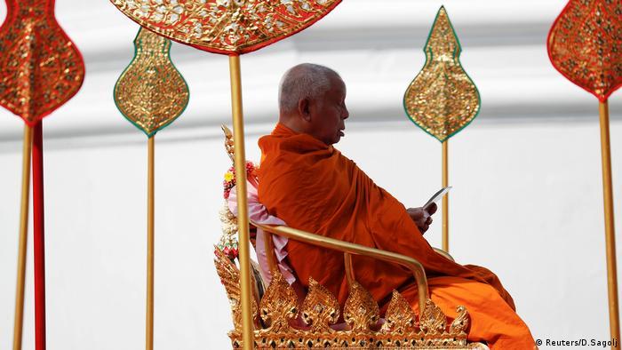 Bhumibol Adulyadej Beisetzung Zeremonie Thailand (Reuters/D.Sagolj)