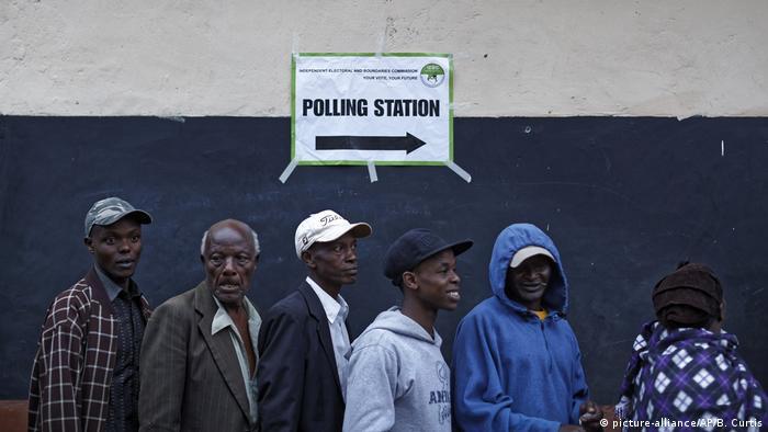 Kenia - erneute Wahlen