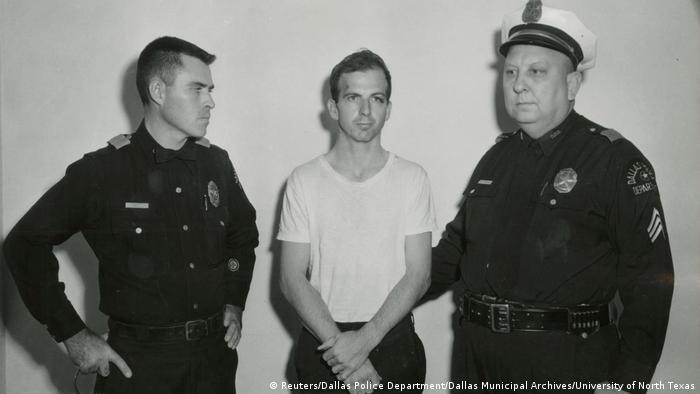 USA JFK Dokumente - Lee Harvey Oswald (Reuters/Dallas Police Department/Dallas Municipal Archives/University of North Texas)