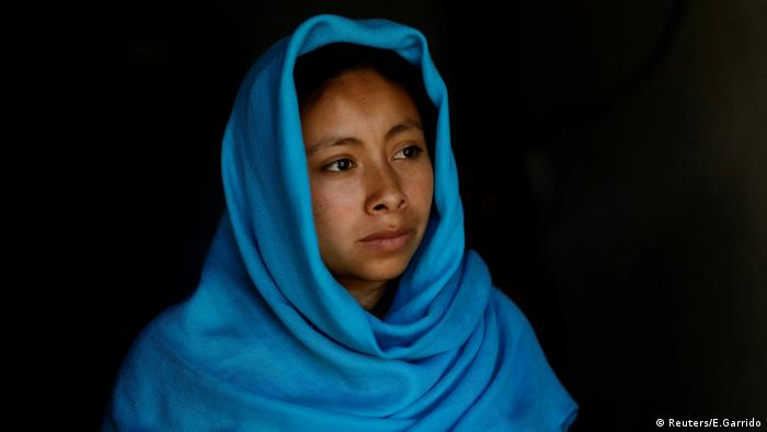 Mexico's indigenous Muslims in Maya Muslime in Mexiko (Reuters/E.Garrido)