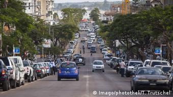 Mosambik Stadtansicht von Maputo