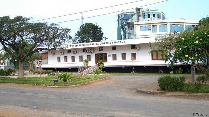 Assembleia Municipal da Cidade da Matola, Moçambique