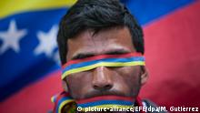 Symbolbild Opposition in Venezuela