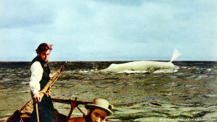Moby Dick, Filmstill (picture alliance/Everett Collection)