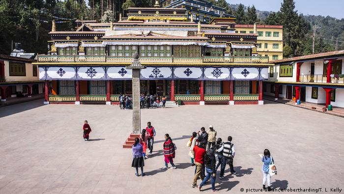 Indien - Touristen in Sikkim (picture-alliance/robertharding/T. L. Kelly)