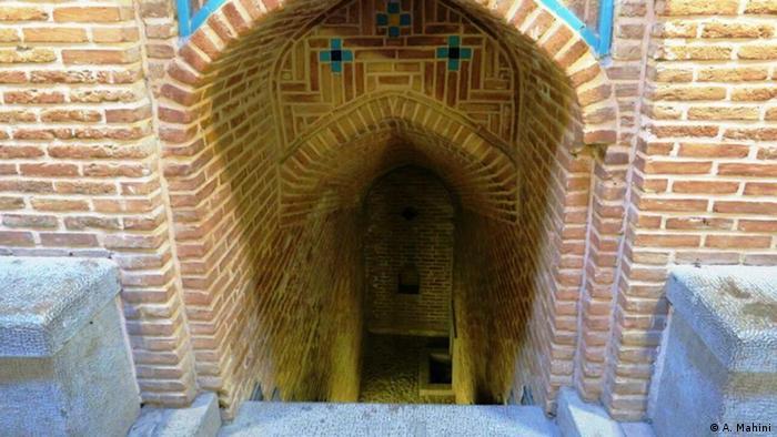 Iran Alter Markt Basar Ghazvin (A. Mahini)
