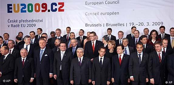 27 EU leaders at a recent summit