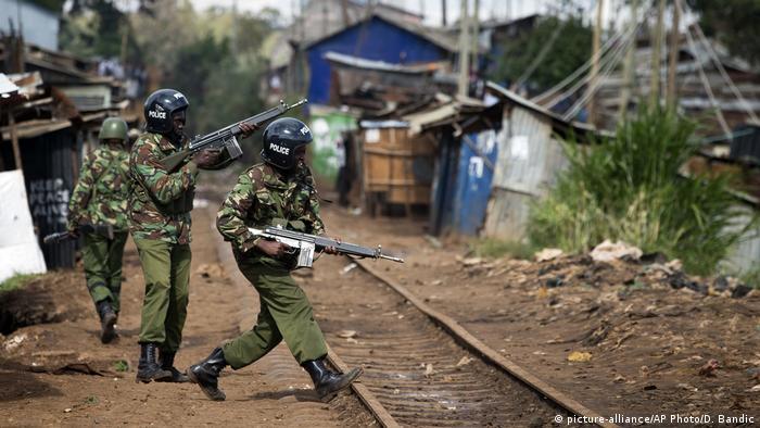 Kenia Wahlwiederholung Ausschreitungen