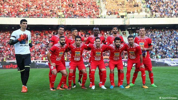 Iran Fußball Derby Esteghlal Teheran vs Persepolis Teheran