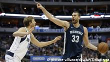 Dallas Mavericks - Memphis Grizzlies