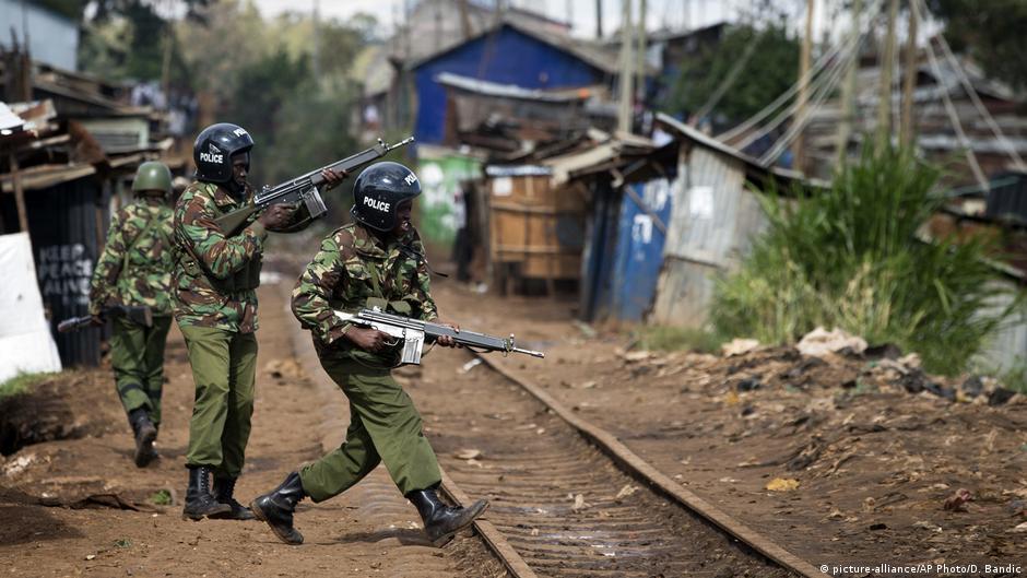 Kenya election commission postpones delayed elections