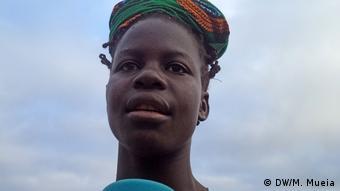 Mosambik Lucia Mario