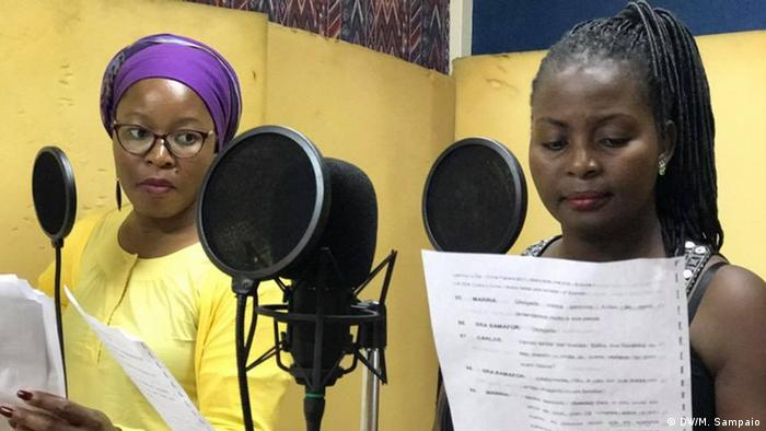 Learning by Ear 2017 Produktion in Maputo