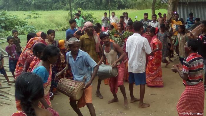 Indien Westbengalen - Tribal Festival (P. Samanta )