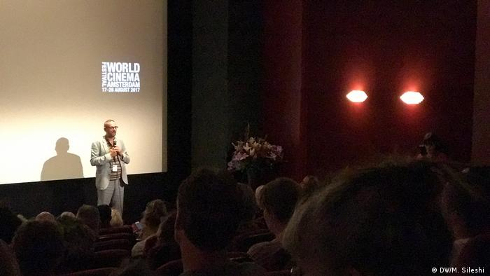 Niederlande Amsterdam - Rahmatou Keita The wedding Ring in World Cinema Amsterdam 2017 (DW/M. Sileshi )