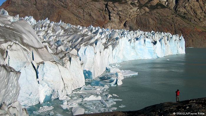 Glaciar Viedma Santa Cruz, Argentina.