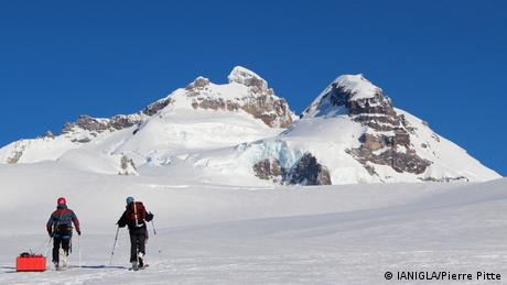 Andes de Argentina (IANIGLA/Pierre Pitte)