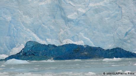 Glaciar Perito Moreno, Argentina (IANIGLA/Pierre Pitte)