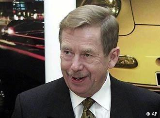 واسلاو هاول، رئیسجمهور پیشین جمهوری چک