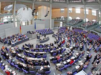 پارلمان آلمان (بوندستاگ)