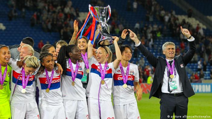 Champions League Finale Frauen Olympique Lyon v Paris Saint Germain (picture alliance/Actionplus)