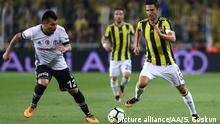 Fußball Fenerbahce gegen Besiktas: Turkish Super Lig (picture alliance/AA/S. Coskun )