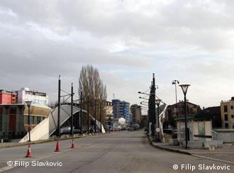 Schwierige Lage der Roma in Mitrovica