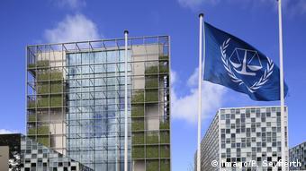 Niederlande - Internationaler Strafgerichtshof (Imago/P. Seyfferth)