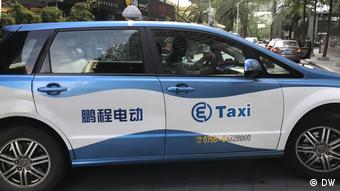 China Shenzhen - BYD-E-Taxi
